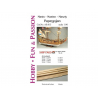 Vessel AS:013 Accessoires pour la fabrication de mâts et accastillage Papegojan 73 1/96