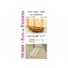 Vessel AS:045 Voiles et Ralingue pour Le Coureur ref 51 1/96