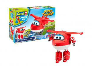 REVELL MAQUETTE ENFANT 00870 Super Wings Jett