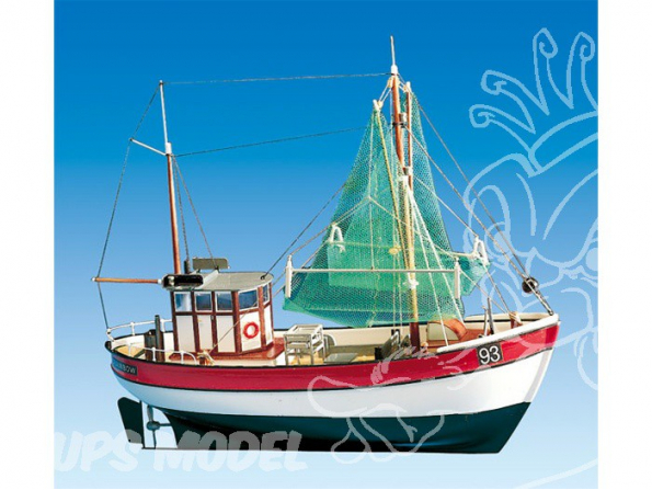 BILLING BOATS Kit bateau bois 201 RAINBOW CUTTER 1/60
