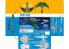 Polar Lights maquette 957 Star Trek Klingon Bird-of-Prey et U.S.S. Grissom 1/1000