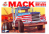 MPC maquette camion 899 Mack DM800 1/25