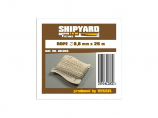 Shipyard AR:004 Ralingue 0,8mm 25metres