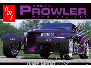 AMT maquette voiture 1083 Plymouth Prowler (Snap) 1/25