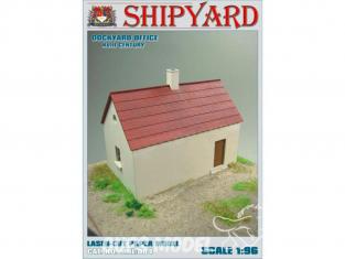 Shipyard MKL004 Bureau du chantier naval 1/96
