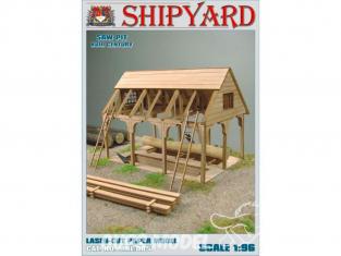 Shipyard MKL005 Scierie 1/96