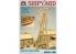 Shipyard MKL010 Grue de chantier naval Suède XVIIe siècle 1/96