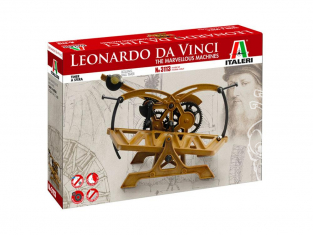 Italeri Maquette serie Leonardo da Vinci 3113 Chronomètre à Bille Léonard de Vinci