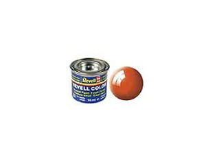 peinture revell 30 orange brillant
