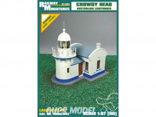 Railway Miniatures RMHO:042 Phare de Crowdy Head Australie HO 1/87