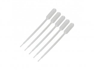 ModelCraft POl1301 Pipette Set 1ml x5