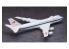 "Hasegawa maquette avion 10825 E-4B ""Veille de nuit"" 1/200"