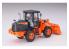 Hasegawa maquette travaux public 66004 Hitachi Construction Machinery Chargeuse sur pneus ZW 100 - 6 1/35