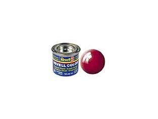 peinture revell 34 rouge ferrari