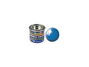 peinture revell 50 bleu clair brillant