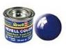peinture revell 51 bleu moyen brillant