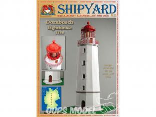 Shipyard MK:022 Phare de Dornbusch Allemagne HO 1/87