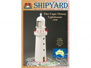 Shipyard MK:026 Phare de Cape Otway Australie HO 1/87