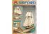 Shipyard MK:009 Bateau Baltimore Clipper Berbicea quai de shipyard 1780 1/96