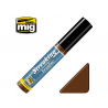 MIG Streakingbrusher 1253 Crasse Peinture Streaking avec applicateur 10ml