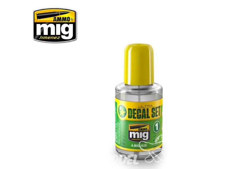 MIG accessoire 2029 Ultra Decal Set 30ml