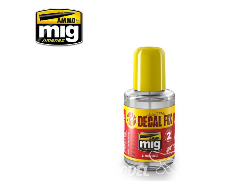 MIG accessoire 2030 Ultra Decal Fix 30ml