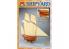Shipyard MK:020 LE COUREUR LOUGRE 1776 1/96