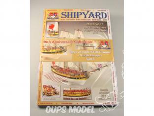 Shipyard MKJ:002 Pack anniversaire 3 bateaux endavour berbice et wolf 1/96