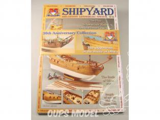 Shipyard MKJ:004 Pack anniversaire 2 bateaux papegojan et Schwarzer Rabe 1/96