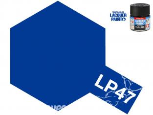 Peinture laque couleur Tamiya LP-47 PERLE BLEUE 10ml