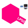 Peinture laque couleur Tamiya LP-52 ROUGE CLEAR 10ml