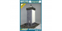Shipyard ZL:012 Phare de Kermorvan France 1/72
