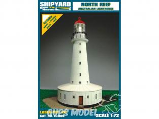 Shipyard ZL:009 Phare de North Reef 1/72