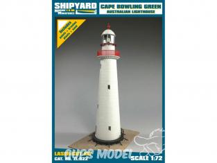 Shipyard ZL:022 Phare de Cape Bowling Green  1/72