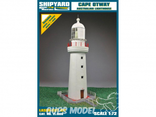 Shipyard ZL:008 Phare de Cape Otway Australie 1/72