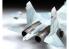 Zvezda maquette avion 7294 SU-27UB Flanker-C 1/72