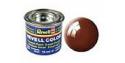 peinture revell 80 brun brillant
