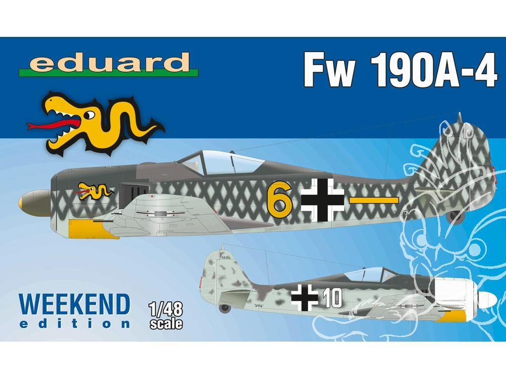 EDUARD BRASSIN 1//48 Focke-Wulf Fw-190A-3//Fw-190A-4 Hélice # 648366