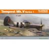 EDUARD maquette avion 82121 Tempest Mk.V Series 1 ProfiPack Edition 1/48