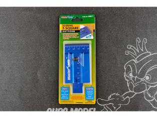 Trumpeter outillage 09971 SLIDING T-SQUARE pour la coupe et la gravure de lignes parallèles