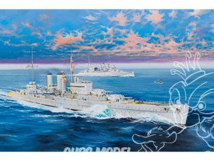 TRUMPETER maquette bateau 05350 HMS EXETER 1941 1/700