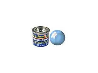 peinture revell 752 bleu transparent