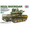 tamiya maquette militaire 35365 M551 Sheridan Vietnam 1/35