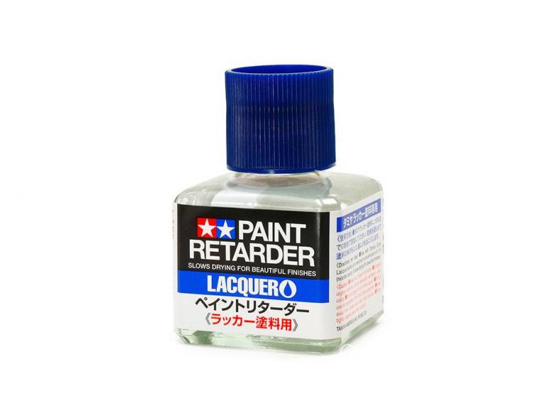 Peinture laque couleur Tamiya 87198 Retardant Peintures Laquées 40ml