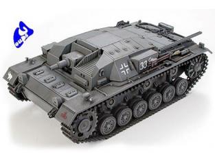 TAMIYA maquette militaire 32507 Sturmgeschutz III Ausf. B 1/48