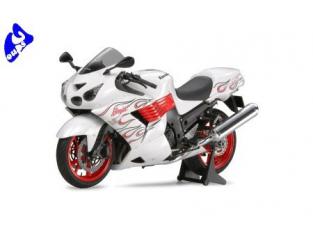 Tamiya maquette moto 14112 Kawasaki Ninja ZX-14 1/12