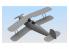 Icm maquette avion 32031 Bücker Bü 131B, avion d'entraînement allemand 1/32