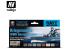 Vallejo Set Model Air 71615 Couleurs Kriegsmarine - Marine Allemande WWII 8 x 17ml