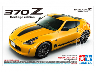 TAMIYA maquette voiture 24348 Nissan 370Z Heritage Edition 1/24