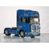 ITALERI maquette camion 3873 Scania R620 Blue Shark 1/24